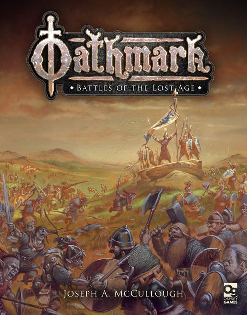 logo for Oathmark: Bring and Battle